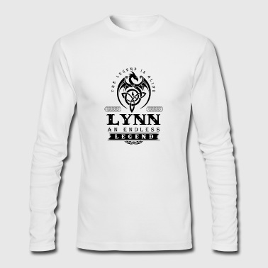 LYNN - Men's Long Sleeve T-Shirt by Next Level