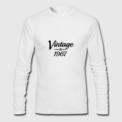 VINTAGE 1967 - Men's Long Sleeve T-Shirt by Next Level