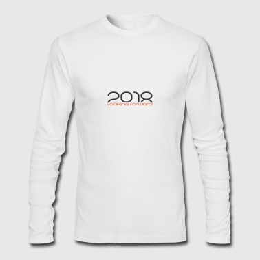 2018 - Men's Long Sleeve T-Shirt by Next Level
