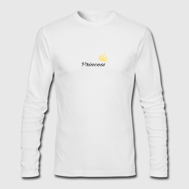 Princess - Men's Long Sleeve T-Shirt by Next Level