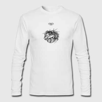 18Horse - Men's Long Sleeve T-Shirt by Next Level