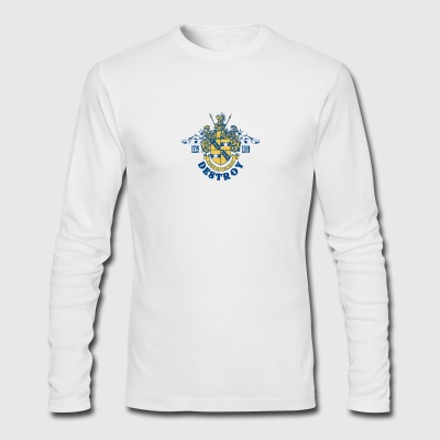 Destroy emblem - Men's Long Sleeve T-Shirt by Next Level
