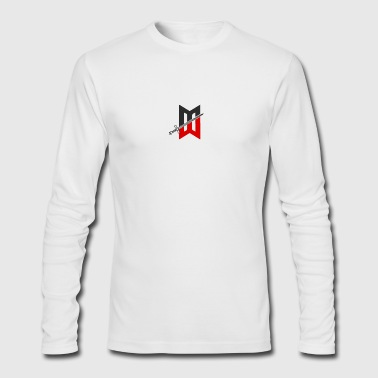 The Medieval World logo - Men's Long Sleeve T-Shirt by Next Level