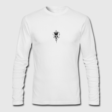 Budha - Men's Long Sleeve T-Shirt by Next Level