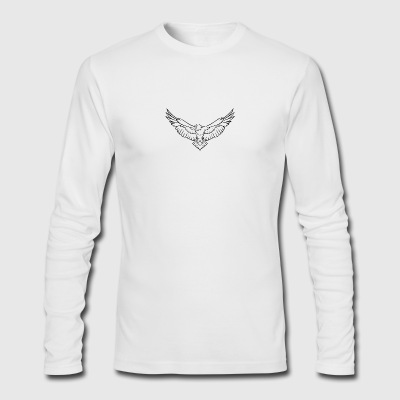 eagle23 - Men's Long Sleeve T-Shirt by Next Level