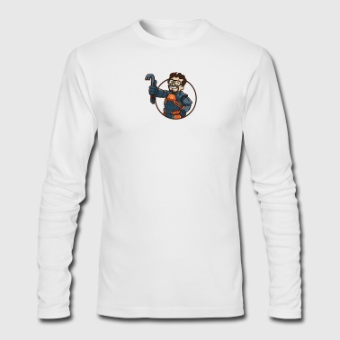LAMBDA BOY - Men's Long Sleeve T-Shirt by Next Level