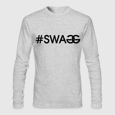 #SWAGG - stayflyclothing.com - Men's Long Sleeve T-Shirt by Next Level