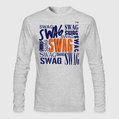 SWAG SWAG SWAG  - Men's Long Sleeve T-Shirt by Next Level