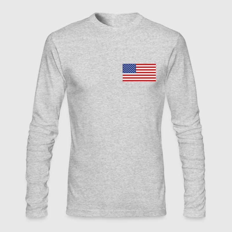 Air Force Pride - Men's Long Sleeve T-Shirt by Next Level