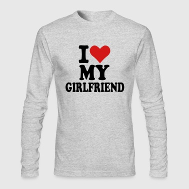 Girlfriend - Men's Long Sleeve T-Shirt by Next Level