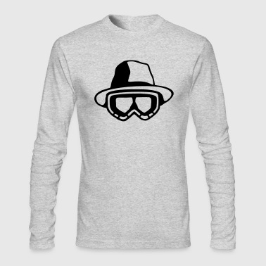 Après-Ski Instructor 01 - Men's Long Sleeve T-Shirt by Next Level