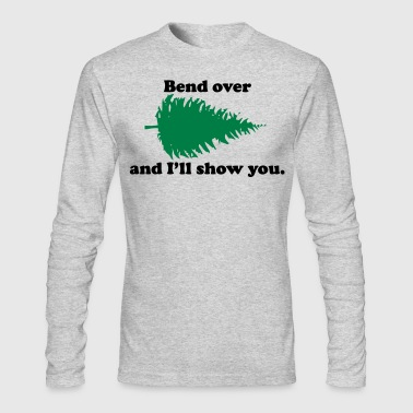 Bend - Men's Long Sleeve T-Shirt by Next Level