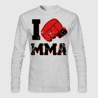 MMA - Men's Long Sleeve T-Shirt by Next Level