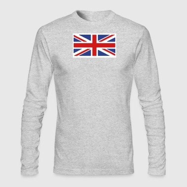 British Flag - Men's Long Sleeve T-Shirt by Next Level