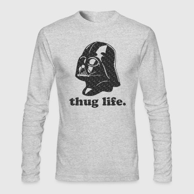 Darth Vader Thug Life - Men's Long Sleeve T-Shirt by Next Level