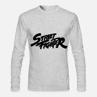 Street Fighter Street Fighter - Men's Longsleeve Shirt