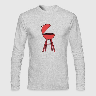 Grill grill - Men's Long Sleeve T-Shirt by Next Level