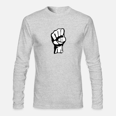 Revolution Revolution - Men's Long Sleeve T-Shirt by Next Level