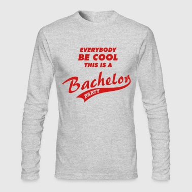 Bachelor - Men's Long Sleeve T-Shirt by Next Level