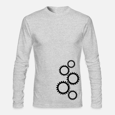 Gear Gear - Men's Long Sleeve T-Shirt by Next Level