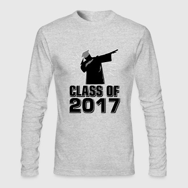 Class of 2017 - Men's Long Sleeve T-Shirt by Next Level