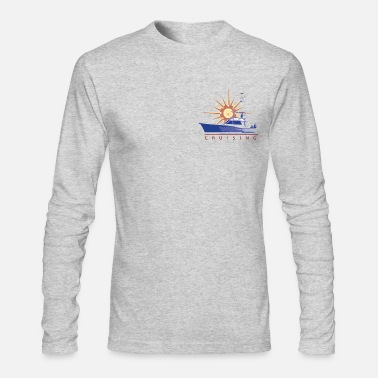 Cruise Cruising - Men's Long Sleeve T-Shirt by Next Level