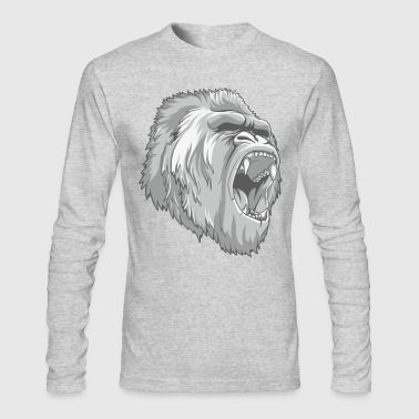 ape - Men's Long Sleeve T-Shirt by Next Level