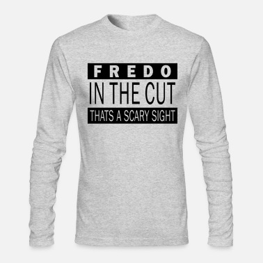 Fredo Fredo in the cut - Men's Longsleeve Shirt