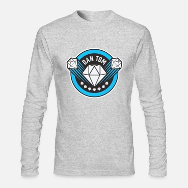 Machine DANTDM!!! - Men's Long Sleeve T-Shirt by Next Level