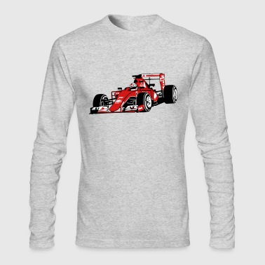 Formula One - Men's Long Sleeve T-Shirt by Next Level