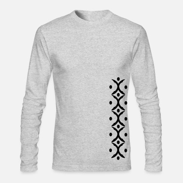 Tribal Tribal - Totem - Men's Long Sleeve T-Shirt by Next Level