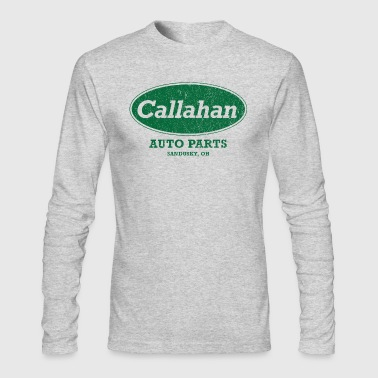 Vintage Callahan Auto Parts - Men's Long Sleeve T-Shirt by Next Level