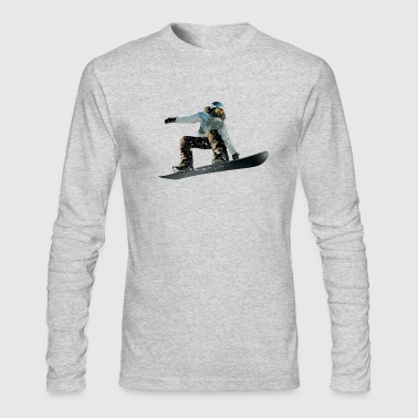 Skidor snowboarding - Men's Long Sleeve T-Shirt by Next Level