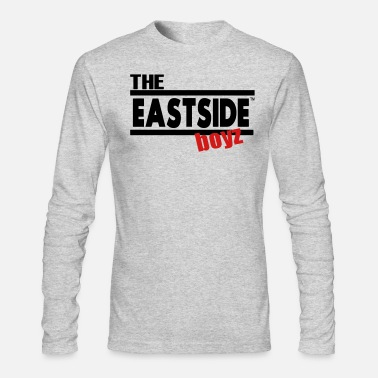 East The EAST SIDE boyz - Men's Long Sleeve T-Shirt by Next Level