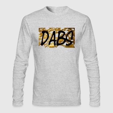 Dabs - Men's Long Sleeve T-Shirt by Next Level