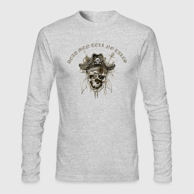 dead men tell no tales - Men's Long Sleeve T-Shirt by Next Level
