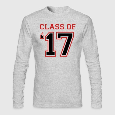 Class of 2017 - Class of 17 - Men's Long Sleeve T-Shirt by Next Level