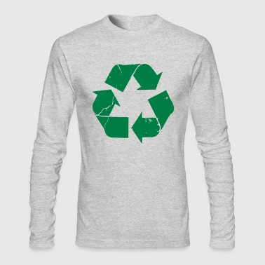 Recycling recycling - Men's Long Sleeve T-Shirt by Next Level