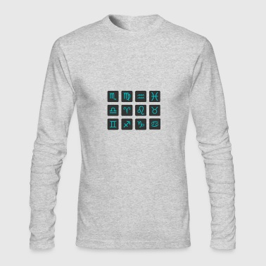 Astrology - Men's Long Sleeve T-Shirt by Next Level