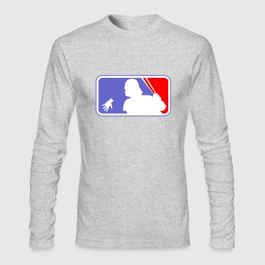 Major League Major League Badass - Men's Long Sleeve T-Shirt by Next Level