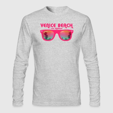 Venice beach los angeles - Men's Long Sleeve T-Shirt by Next Level