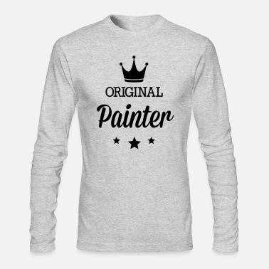 Painter Original painter - Men's Long Sleeve T-Shirt by Next Level
