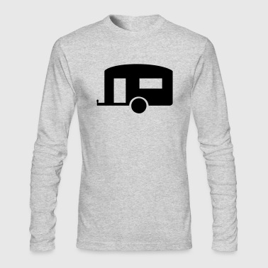 Mobile Mobile home - Men's Long Sleeve T-Shirt by Next Level