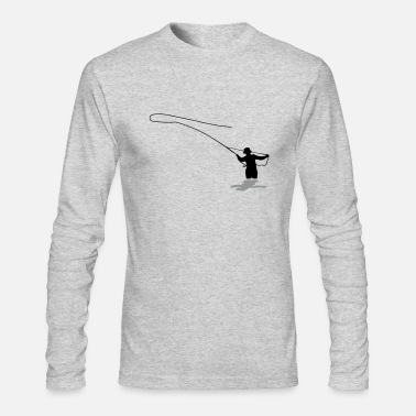 Fly Fly Fishing - Men's Long Sleeve T-Shirt by Next Level