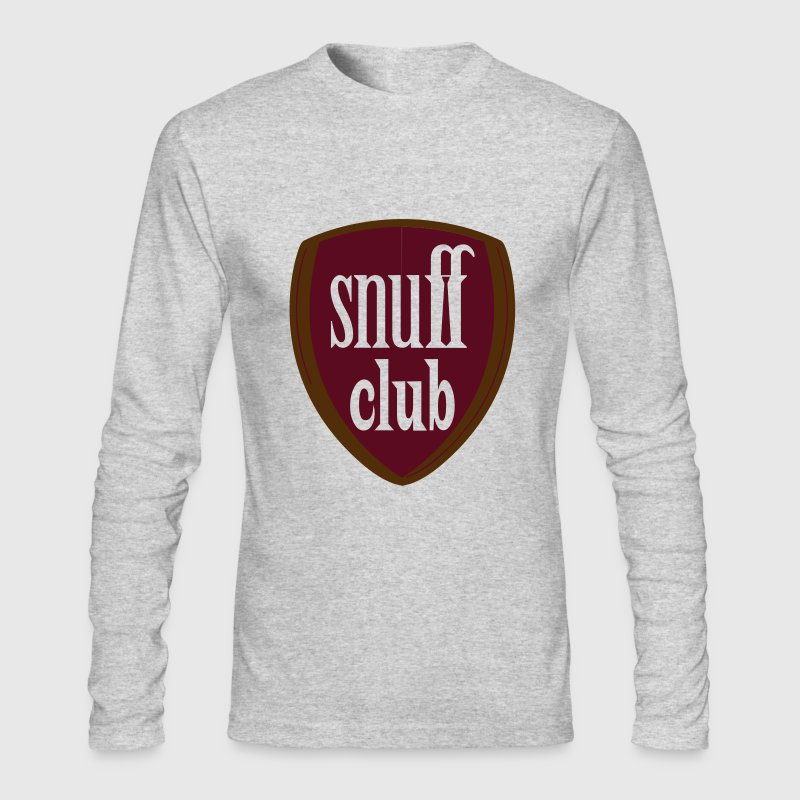 snuff club - Men's Long Sleeve T-Shirt by Next Level