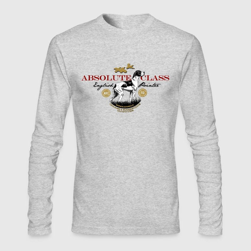 pointer absolute class - Men's Long Sleeve T-Shirt by Next Level