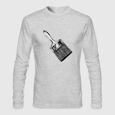 Painting brush - Men's Long Sleeve T-Shirt by Next Level