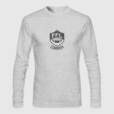 FFL Commish - Men's Long Sleeve T-Shirt by Next Level