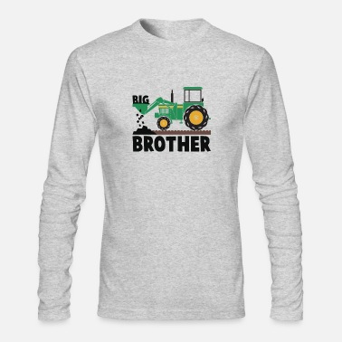 Brother BIG BROTHER - Men's Long Sleeve T-Shirt by Next Level