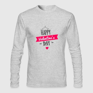 Valentine's Day - Men's Long Sleeve T-Shirt by Next Level